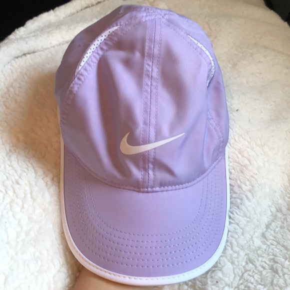 Nike Accessories - Nike purple hat | NWOT